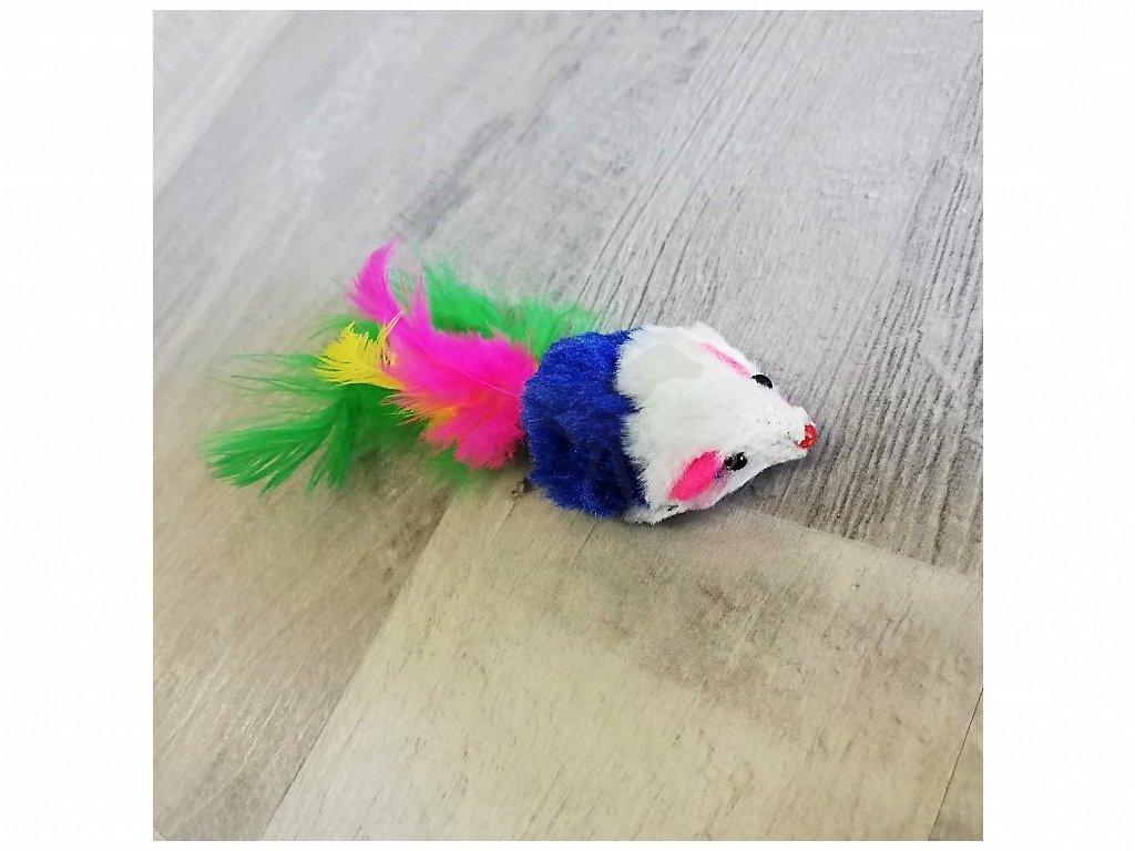 Hračka Myška 5 cm