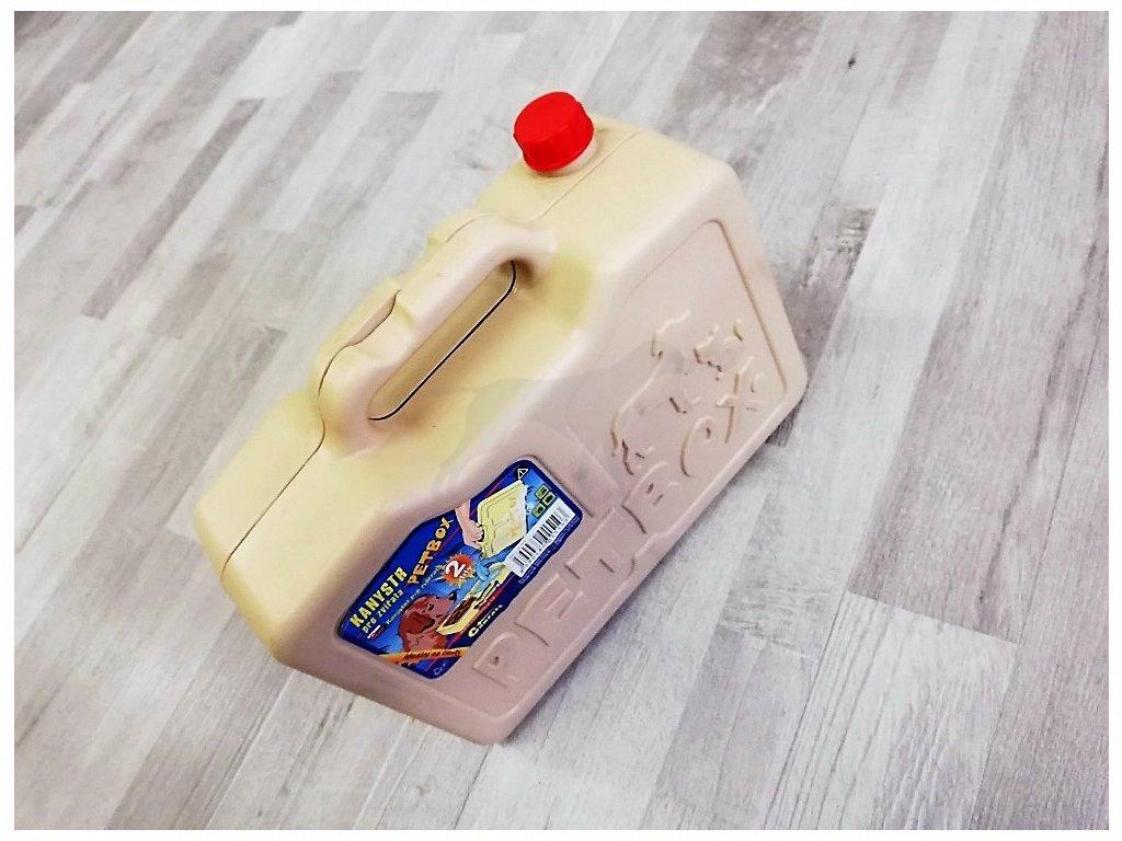 Box na vodu/krmivo