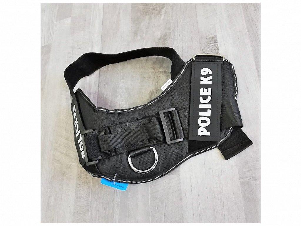 Postroj nylon M Police K9